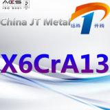 X6cra13 de Pijp van de Plaat van de Staaf van het Roestvrij staal