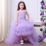 Robe dentelle jupe Girl Dress robe de princesse de bouffée de