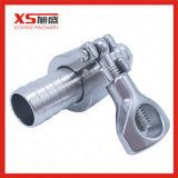 Montaggio di tubo flessibile di ID32mm SS304 con il morsetto
