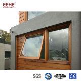 Disegno Windows di alluminio appeso superiore della tenda con il doppio lustrato