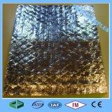 Glaswol van het Bewijs van de Aluminiumfolie van de Thermische Isolatie van het Bouwmateriaal de Correcte