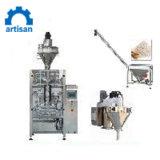 뒤 물개 수직 나사 포장 기계 포도 설탕 포장 장비 커피 포장 기계장치