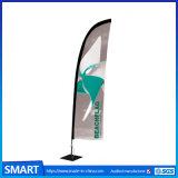 3.10メートルの屋外またはイベントの広告のためのカスタム羽のフラグ