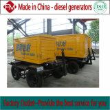 120kw/150kVA de diesel die Generators, in China worden gemaakt zijn Betrouwbaar
