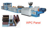 خشبيّة بلاستيكيّة مركّب (WPC) بثق خطّ ([سزسز-65])