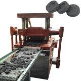 Frantoio della polvere della mattonella del carbone di legna del carbone e macchina del miscelatore (WSCM)