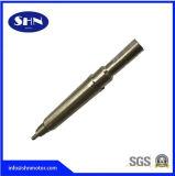 Motor de alta precisión el eje de la extensión de la máquina de CNC