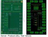 Circuito leitor flexível multicamada placa PCB Rosh/CCC/ISO