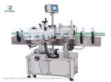 Máquina de rotulagem lateral duplo Square redondos/autocolante máquina de embalagem de rotulagem aplicador de etiqueta do fabricante
