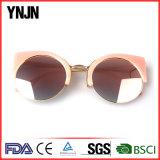 Nuevo diseño Ynjn Damas Ojo de Gato gafas de sol