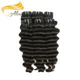 Pelo humano de Remy de la Virgen india sin procesar natural india sin procesar del pelo