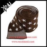 최신 유행스타일 남자 관례에 의하여 뜨개질을 하는 동점 실크