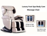 Hot Sale portable Shiatsu SPA Massage Chair