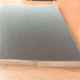 La part en aluminium non-expansée de faisceau de Hoenycomb a coupé en âmes en nid d'abeilles de taille
