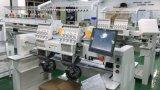 Wonyo 2 Haupthandelsstickerei-Maschine für Schutzkappen Wy1202c