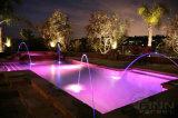 Водоструйное популярного профессионального фонтана ламинарное