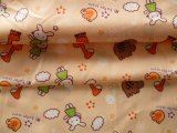 Tessuto stampato dell'indumento del poliestere per i rivestimenti