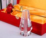 Het originele Glas van het Kristal nam Bloem voor Gift toe