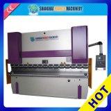 Novo design da placa dobradeira hidráulica Máquina de Dobragem de flexão de folhas