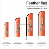 O dobro tomou o partido bandeira do vôo para a utilização ao ar livre