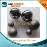 Esferas e assentos do carboneto de tungstênio