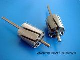 Modificó todas las clases para requisitos particulares de rotor de las piezas del motor