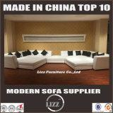 El sofá de los muebles de la sala de estar fijó (LZ-229)