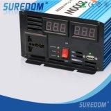Инвертор солнечной силы вещества 2000W распределения Suredom чисто