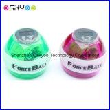 LED Speed Meter Gyroscope Strengthener Power Force Wrist Ball (P3200)