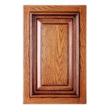 Portelli di legno solidi del nuovo armadietto della cucina (GSP5-002)