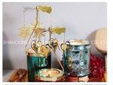 Candela della decorazione di fragranza dell'aroma, candela profumata