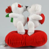 Plüsch-Teddybär mit Innerem für Valentinsgruß-Geschenke