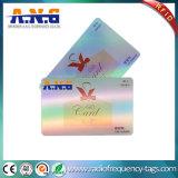 Biglietto da visita astuto di stampa della scheda su ordinazione del PVC RFID