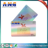 Impresión personalizada PVC tarjeta RFID Smart Business Card