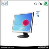 19 LCD van de duim Monitor van het Scherm van de Aanraking van de Vertoning de Weerstand biedende