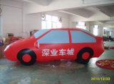 Aerostato gonfiabile dell'automobile dell'elio per la vendita di pubblicità