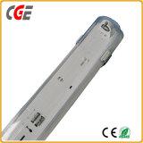 T5/T8 con soporte de tubo LED 6W -35W IP65
