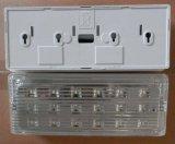 LED SMD3528, lâmpada de segurança, luz de emergência, iluminação LED de emergência