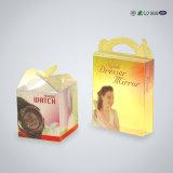 Contenitore impaccante di biancheria intima delle scatole di plastica dei materiali del PVC dell'animale domestico dei pp