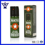 Selbstverteidigung-Tränengas-/Pfeffer-Spray der Polizei-60ml (SYSG-59)
