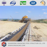 De geprefabriceerde Structuur van het Staal van de Transportband van de Mijnbouw