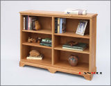 오크 책장 책꽂이 Bookstand 나무로 되는 가구