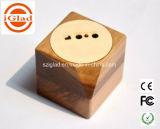 Altofalante móvel de madeira portátil da alta qualidade mini