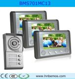Telefone video Multifunctional da porta com segurança da casa