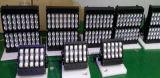 120lm/Watt 500W 600W 700W 800W 900W 1000W 빛 또는 스포츠 지역 또는 체조 또는 공장 램프를 터널을 판 LED에 까만 큰 LED 투광램프 크리 사람 칩 Meanwell 운전사