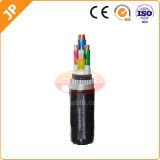 Низкое напряжение тока XLPE изолировало силовой кабель обшитый PVC