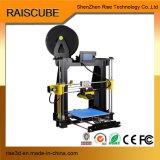 Raiscube Reprap Prusa I3 DIY TischplattenFdm 3D Drucker-Maschine