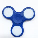 최고 판매 EDC 손 방적공 LED 거여목 손가락 끝 자이로컴퍼스 핑거 LED 장난감