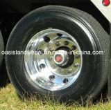 Покрышка тележки (11r22.5) с алюминиевым колесом агрегата оправы (22.5X8.25)