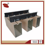 Matériaux de construction respectueux de l'environnement de plafond de cloison de constructeur de la Chine